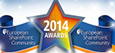 SmartPortals da CIMAC distinguida nos European SharePoint Awards 2014